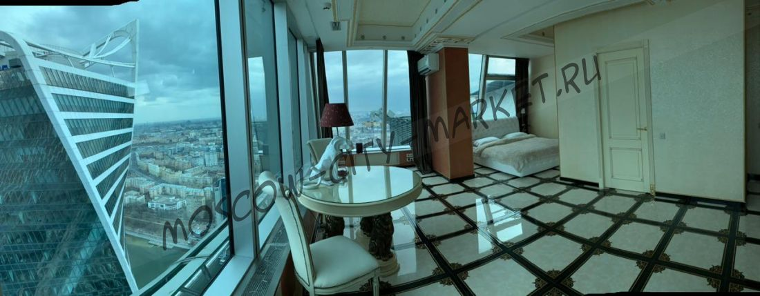 Апартаменты в Москва-Сити (Скай Лофт-55)