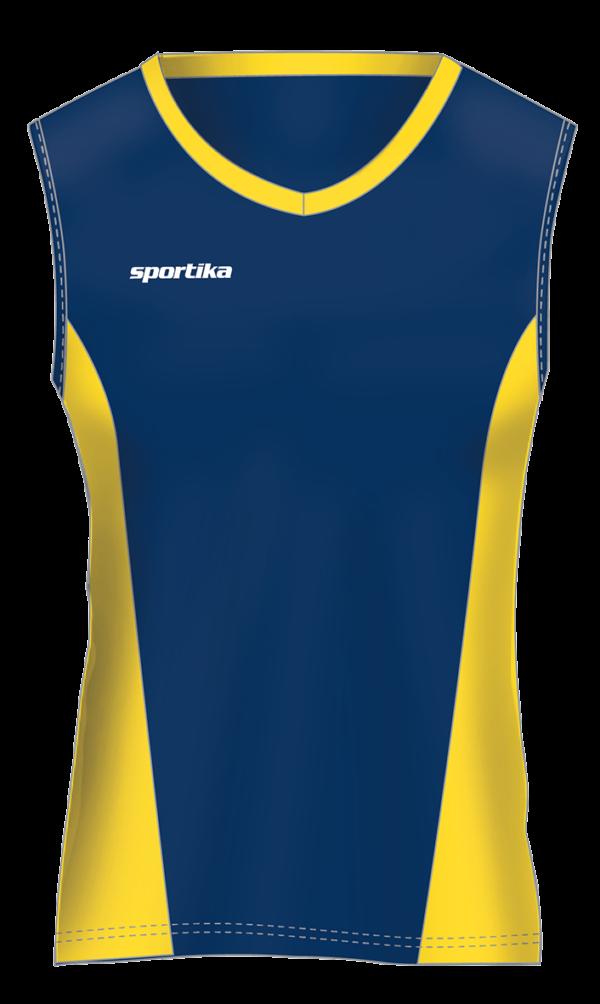 Футболка волейбольная женская Sportika Maya