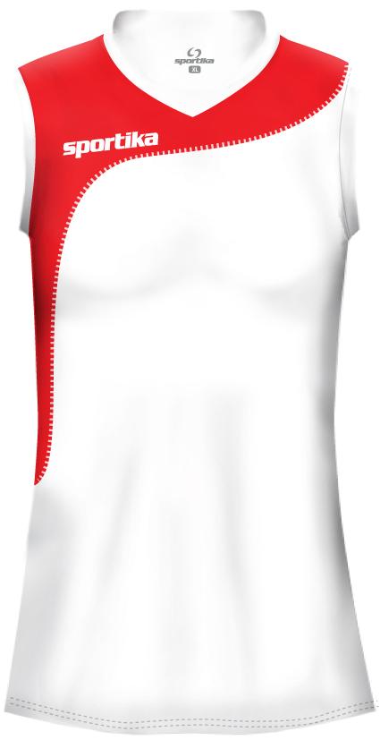 Футболка волейбольная женская Sportika Atlanta