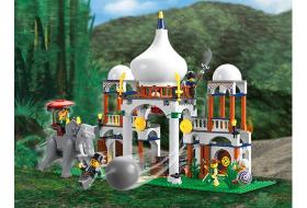7418 Лего Дворец Скорпиона