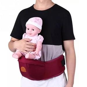 Детская Переноска хипсит с сиденьем от 3 месяцев