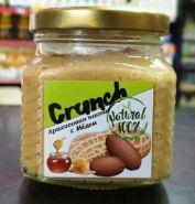 """Арахисовая паста """"Сrunch"""" с медом"""