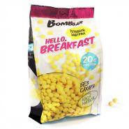 Завтраки сухие Bombbar Шарики рисовые с сывороточным белком 250гр