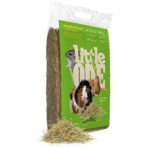Горное сено LITTLE ONE непрессованное, 1 кг
