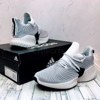 Adidas Alphabounce Instinct White Grey