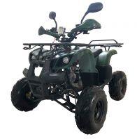 MOWGLI Simple 7+ 125сс Квадроцикл бензиновый зеленый камуфляж вид 1