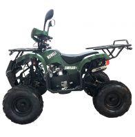 MOWGLI Simple 7+ 125сс Квадроцикл бензиновый зеленый камуфляж вид 2