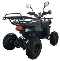 MOWGLI Simple 7+ 125сс Квадроцикл бензиновый зеленый камуфляж вид 4