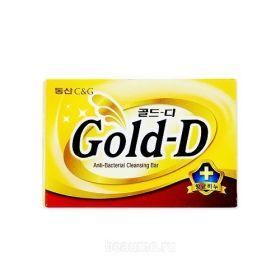 CLIO Gold-D Soap 100g - Мыло туалетное
