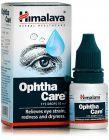 Глазные капли Оптакейр, 10 мл, производитель Хималая; Ophthacare eye drops, 10 ml, Himalaya