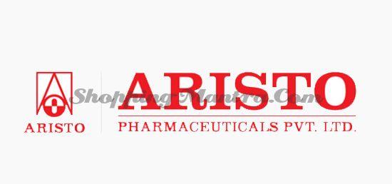 Экспиртин капсулы (флупиртин 100мг) Аристо Фарма | Aristo Expirtin 100mg 10 Capsules