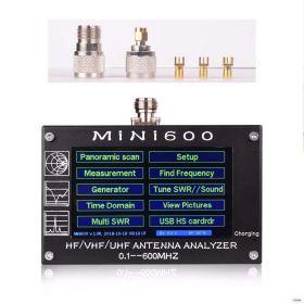 Анализатор КСВ антенный Mini 600 (0,1-600 mHz)