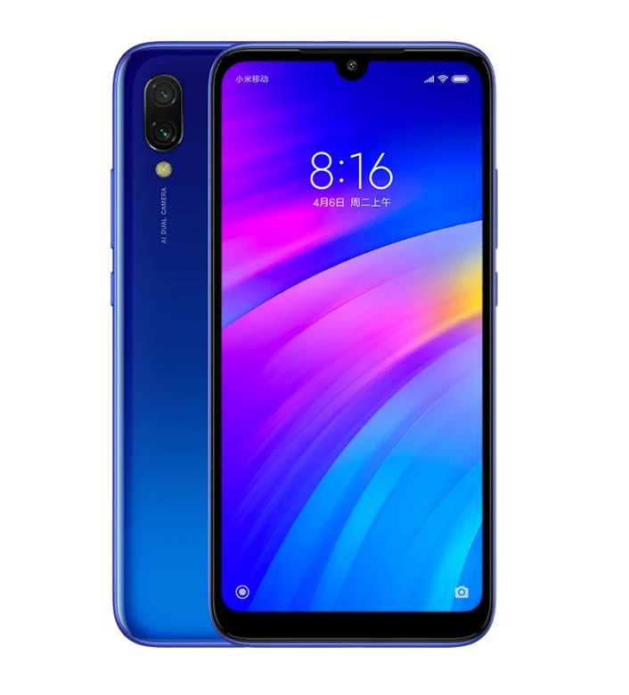 Смартфон Xiaomi Redmi 7 3/32GB Blue