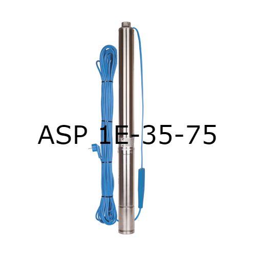 Скважинный насос Aquario ASP 1E-35-75