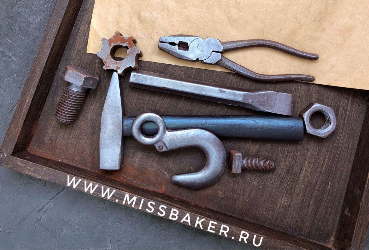 """Набор инструментов """"Металлурга № 2"""""""