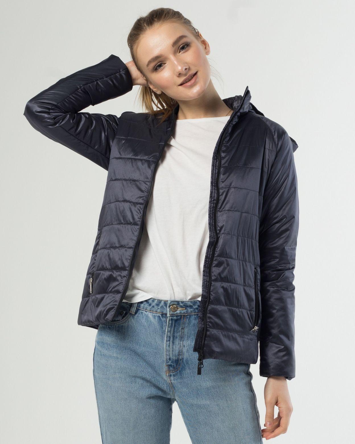 куртка ветровка сапфир HEIDEN вид2