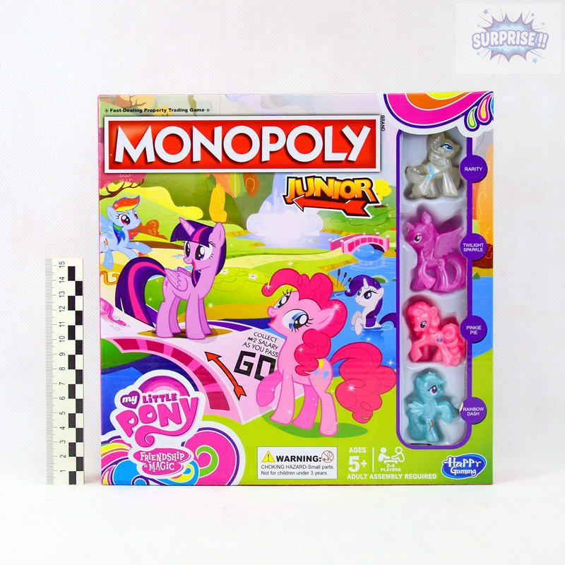 Монополия (Monopoly) Junior (Май литл пони)