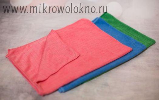 Тряпка для пола из микроволокна (универсальное полотенце)