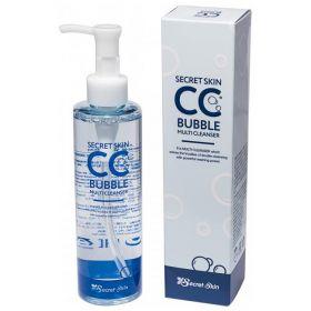 SECRET SKIN CC Bubble Multi Cleanser 210g - Многофункциональное средство для удаления BB,СС крема