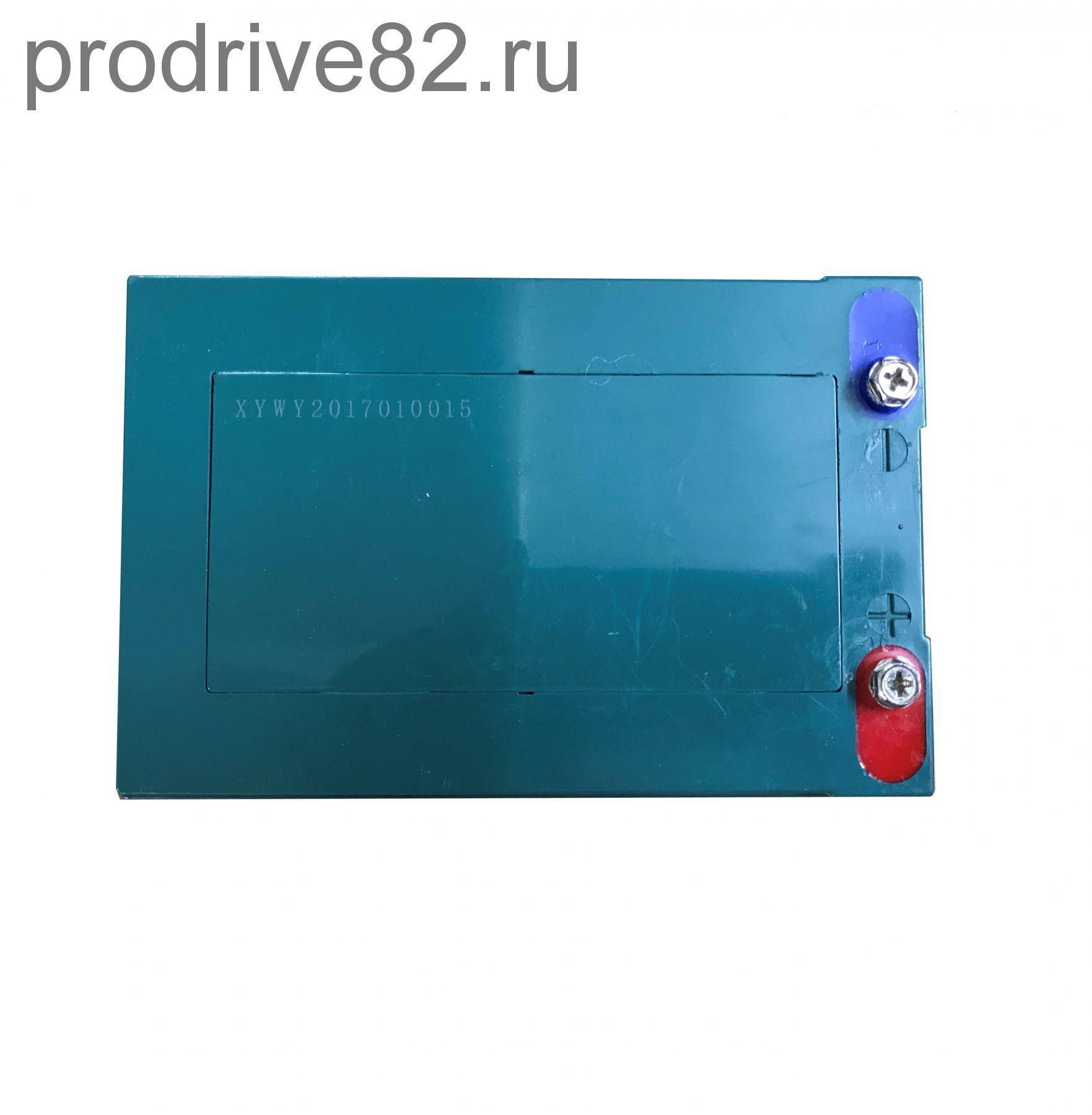 Комплект аккумуляторных батарей 3х12V12АН