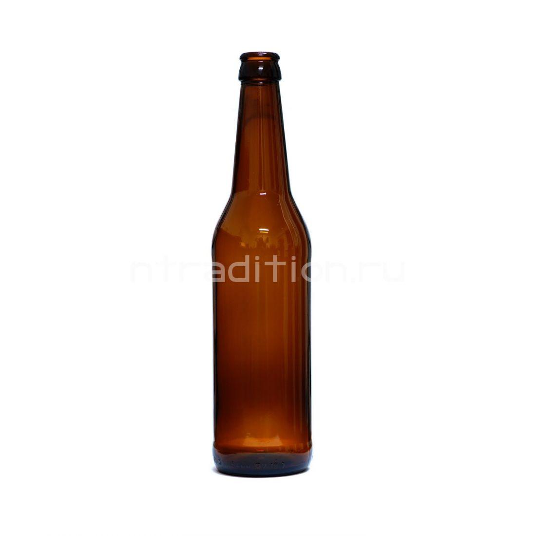 Бутылка пивная Long Neck 0,5 л /16 шт.