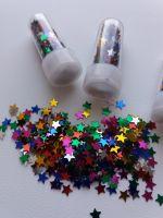 блестки звезды для слайма