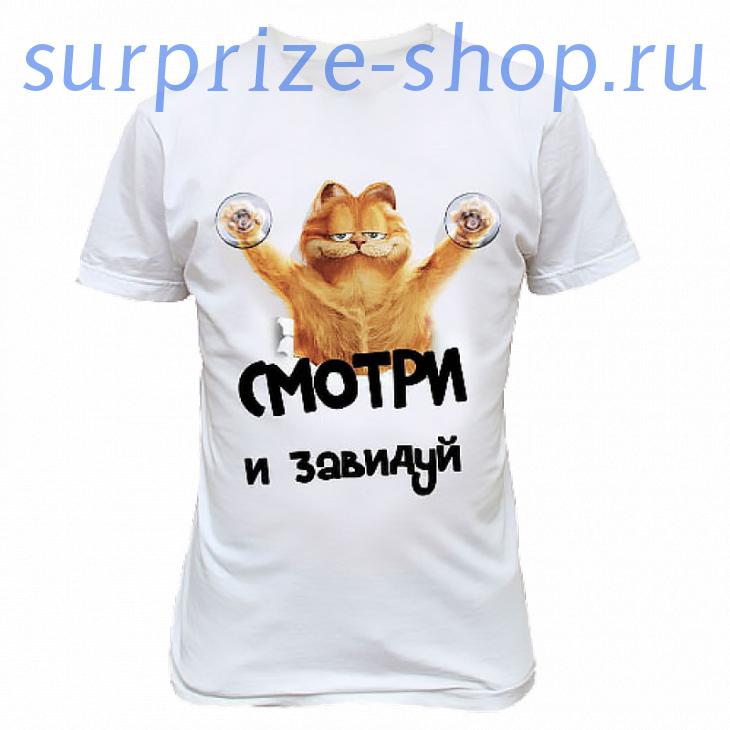 футболки детские белые рисунок любой