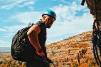 Виа Феррата в долине Кизил - Коба + посещение не оборудованной пещеры Ени - Сала