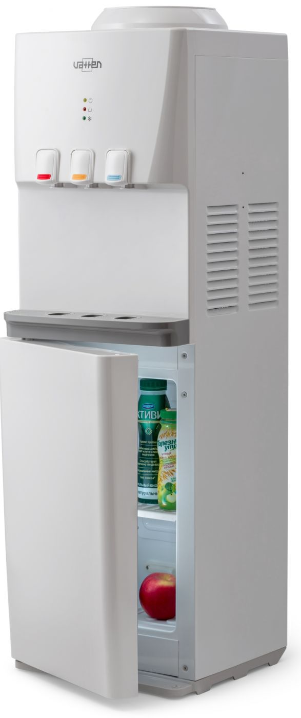 Кулер для воды VATTEN V46WKB с холодильником