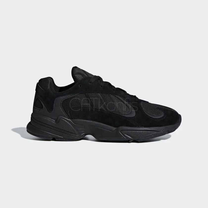 ADIDAS YUNG-1 BLACK CARBON