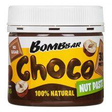 Шоколадная паста с фундуком Bombbar без сахара