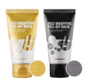 Berrisom Face Wrapping Peel-off Mask 50ml - Маска-плёнка для лица