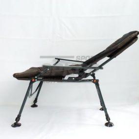 Кресло карповое складное СВВ разм 76x60x46 см до 120 кг