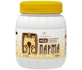 Мёд северных пчел «Парма» (500 гр)