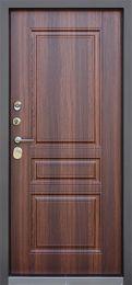 Стальная дверь Аляска с металлофиленкой