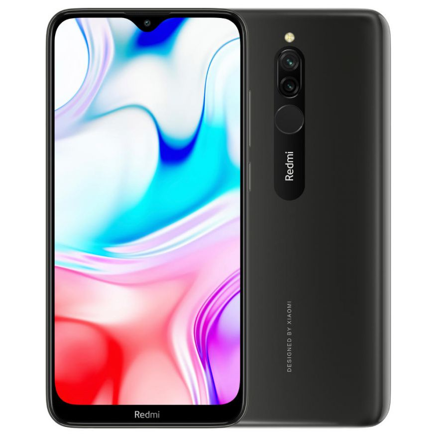 Смартфон Xiaomi Redmi 8 3/32GB Black