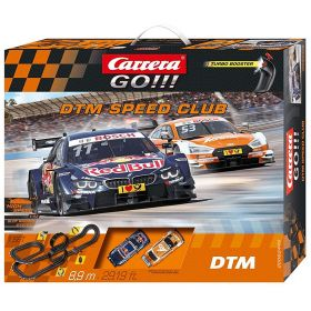 Автотрек Carrera GO - DTM Speed Club 62448