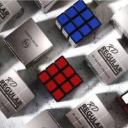 Regular Cube by Henry Harrius