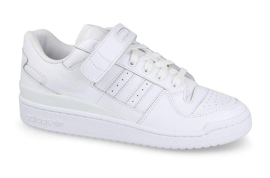 Adidas Forum Low white
