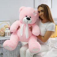 Мишка Артур ОР-100см Длина-80см Розовый