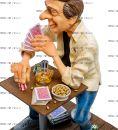 """Фигурка мистер покерфейс 85545 """"Mr. Poker Face. Forchino"""""""