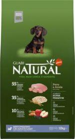 Guabi Natural Light д/взрослых собак мелких пород Индейка