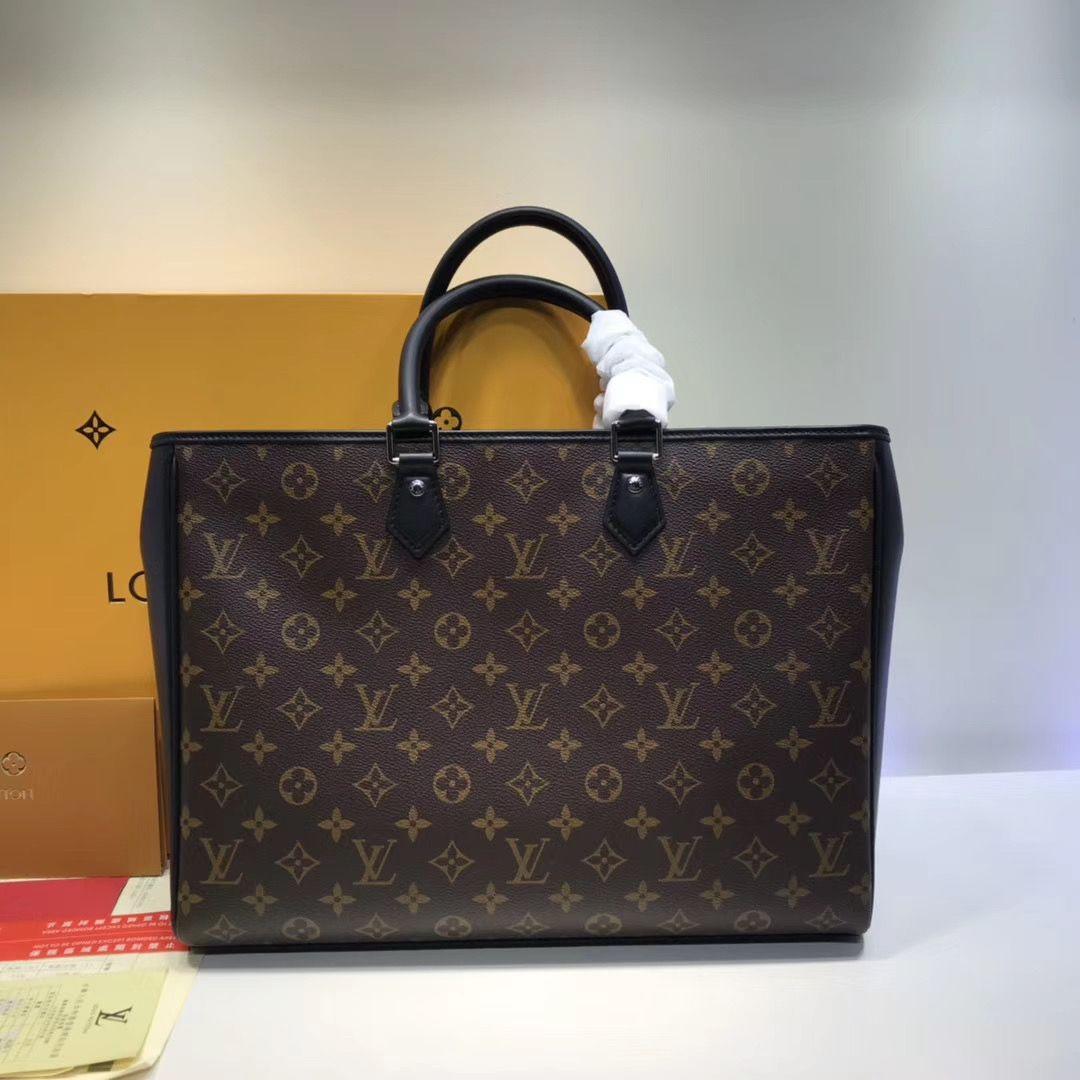 Мужская сумка LV Tote для документов