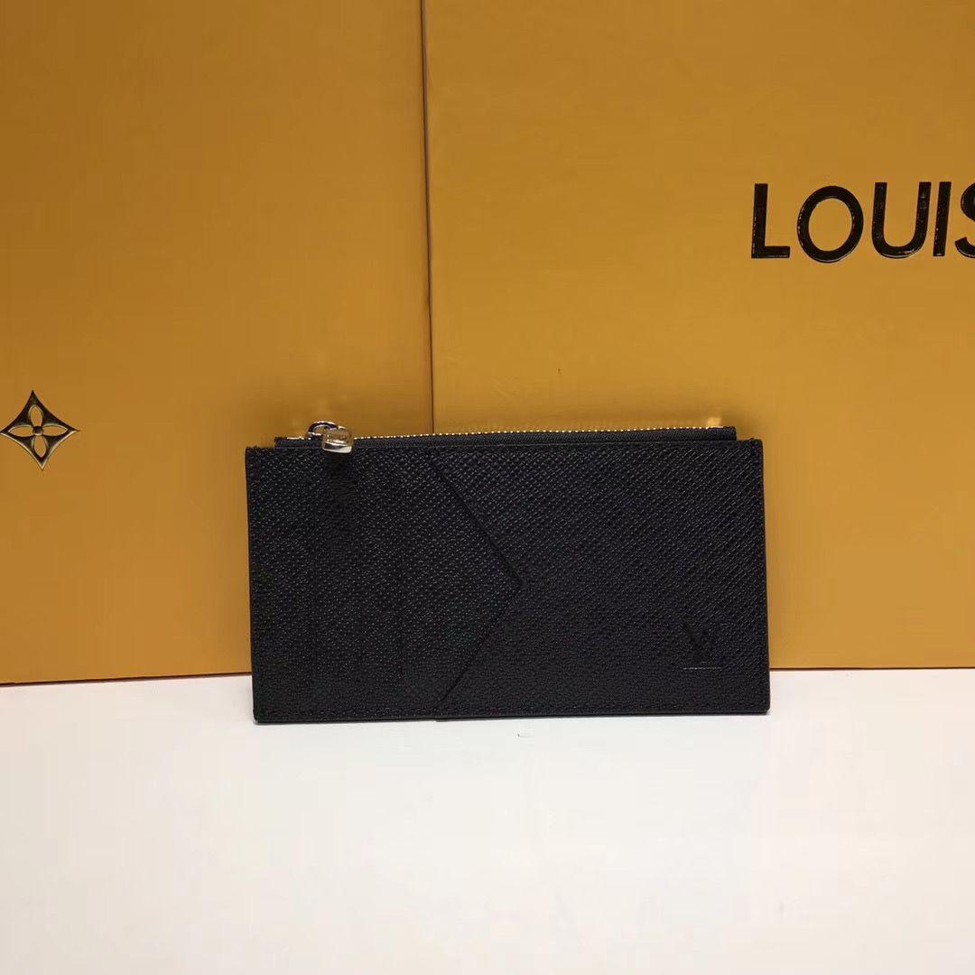 Держатель для карт и монет Louis Vuitton