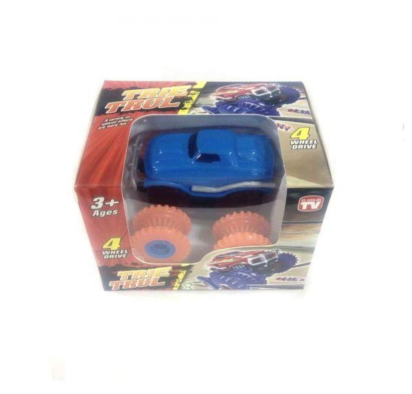 Машинка Монстр-трак Trie Trul (синяя)