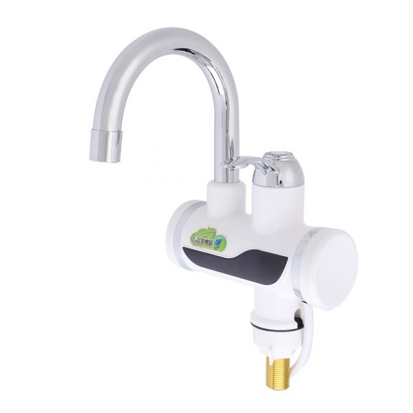 Проточный электрический водонагреватель INSTANT ELECTRIC HEATING WATER FAUCET, без экрана