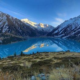 Большое Алматинское Озеро (БАО) ПЕШИЙ ТУР
