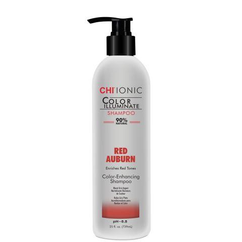 Оттеночный шампунь красно-рыжий/Red Auburn 739 мл, шт