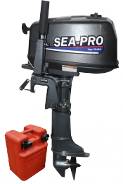 Лодочный мотор Sea-Pro Tarpon 5S