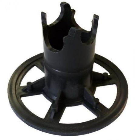 Фиксатор арматуры ФС-40 с литой пяткой